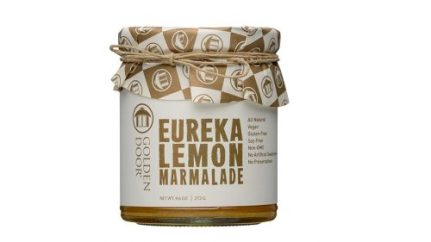 Eureka Lemon Marmalade Golden Door Spa