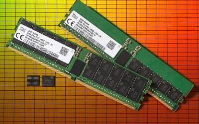 Lancement de la DDR5, SK Hynix – Samsung