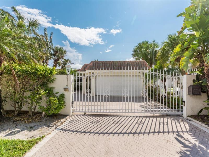 Oceanfront Resort Home