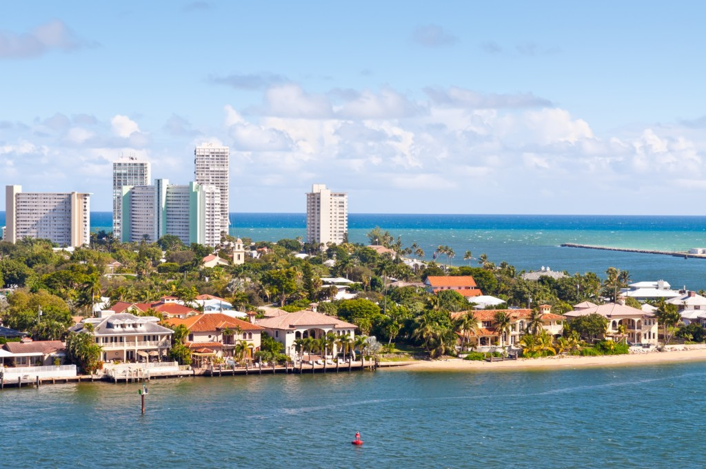 Fort Lauderdale homes and condos