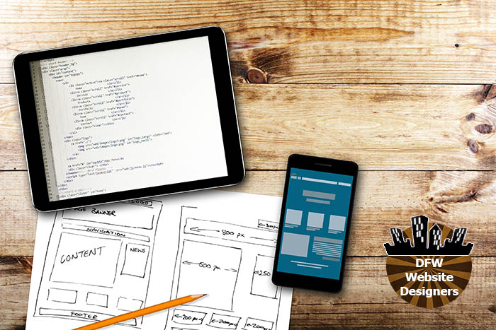 DFW Custom Website - New Websites http://DFWWebsiteDesigners.com