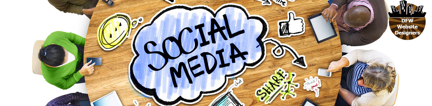DFW Social Media Services by https://DFWWebsiteDesigners.com