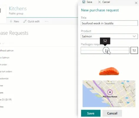 Using PowerApps to Build SharePoint List Forms