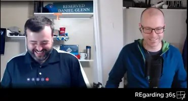 365 Message Center Show #54 – Recap