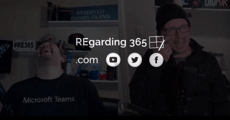 365 Message Center Show #67 – Recap