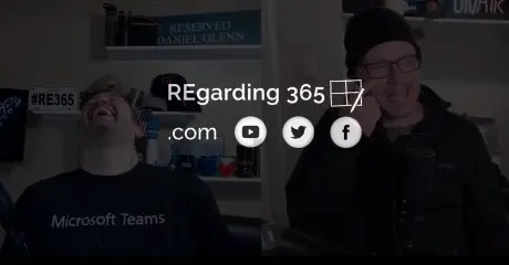 365 Message Center Show #67 @regarding365 #RE365