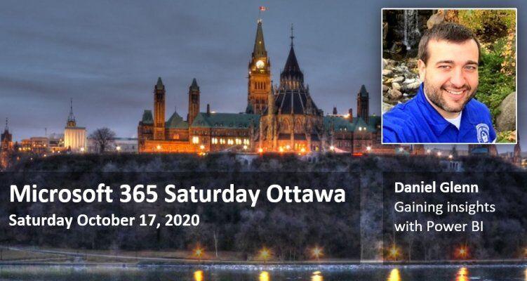 Daniel Glenn M365 Ottawa