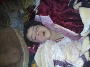 درعا شهداء مجزرة بلدة نصيب 27-6-2015 جـ1