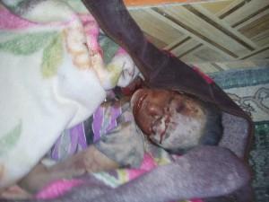 درعا شهداء مجزرة بلدة نصيب 27-6-2015 جـ3
