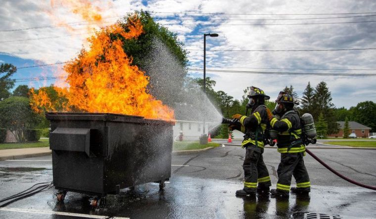 My Dumpster Fire Sunday Dave Gipson