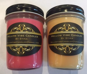 Mellow Vibe Candles