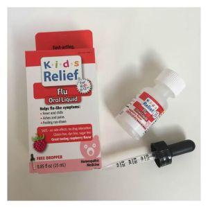 Kids Relief Oral Flu 2