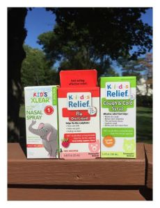 Kids Relief Products