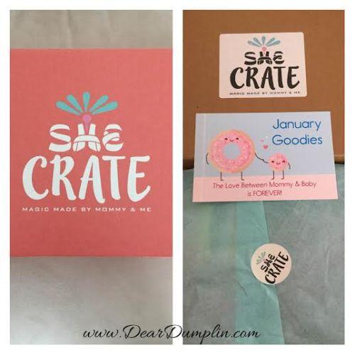 She Crate Box Review Dear Dumplin Blog
