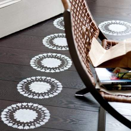 Painted Floors Coolest Ways For Painting Floorboards