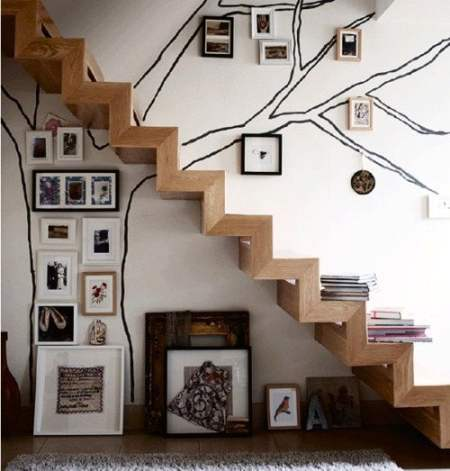 white wall decor - design traveller