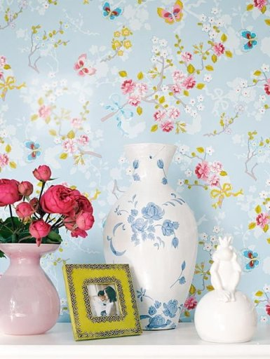 Shelterness floral pattern decor