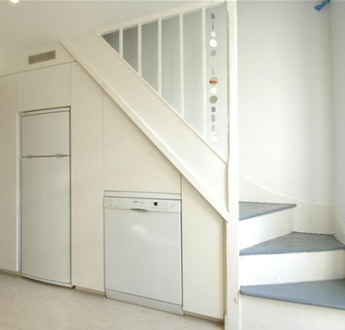 Kitchen Cabinets Under Stairs 7 under stairs storage ideas -bedrooms, living rooms & more