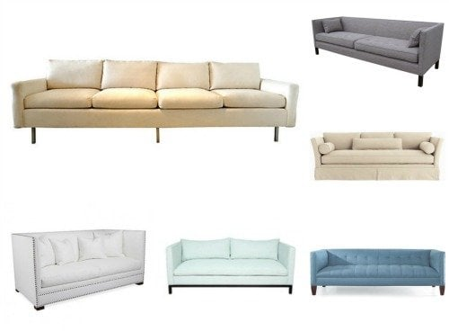 Tuxedo Sofa U2013 Source Pinterest
