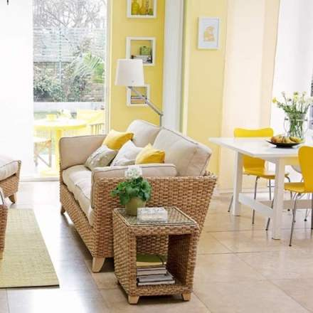 yellow color scheme - adorable-home