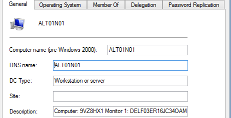 Importing Computers into the MDT Database