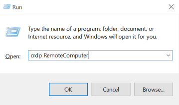 Concurrent Remote Desktop (CRDP) for Windows 10