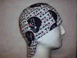 NFL Houston Texans Pattern Welding Hat