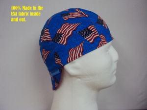 Wavy Flag Welding Cap