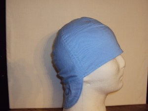 All Lt Blue Welders cap