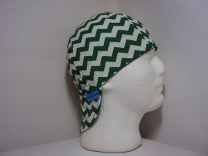 Kelley and White Chevrons Welding Cap