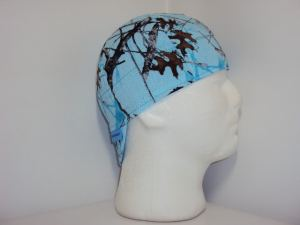 Blue Truetimber Welders Cap