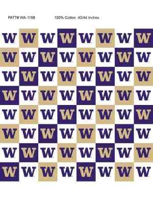 University Of Washington W's Welding Hat