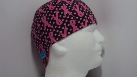 Breast Cancer Awareness Welders Cap