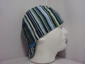 East Bay Stripes Welding Cap