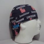 Union Insulator Navy Blue Welding Cap
