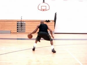Shifty Crossover Move - Back-Thru, In & Out-Cross Finish - Dre Baldwin