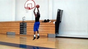 Chris Paul Spin-Pound Dribble Move Pullup Jumper - Dre Baldwin