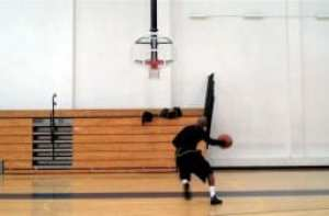 Create Space - In & Out-Windshield Hesitation-Step Move Jumper  - Dre Baldwin