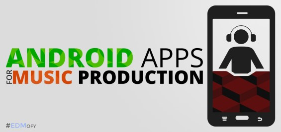 android apps for music production