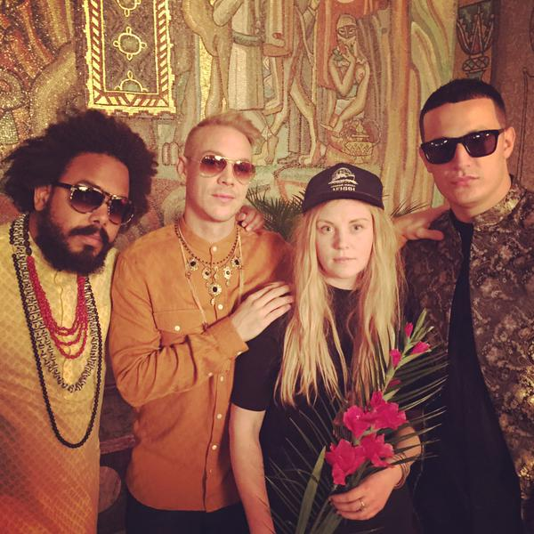 DJ Snake, Major Lazer & MØ