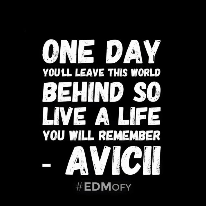 avicii quote