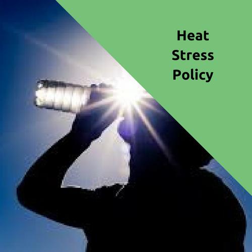 Heat Stress Policy