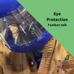 free toolbox talk eye protection