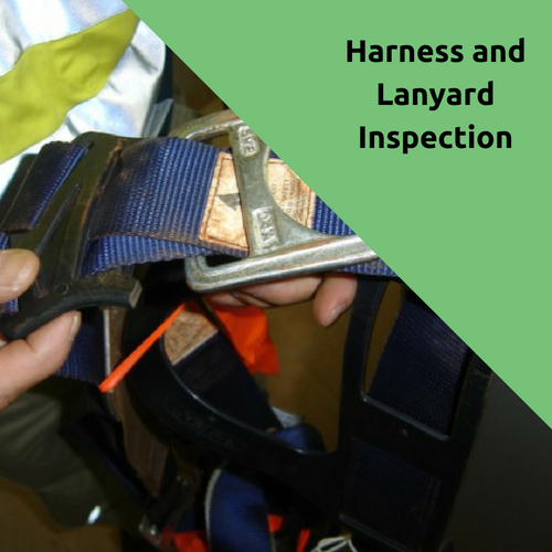 Harness and Lanyard Inspection