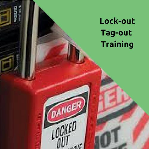 Lockout/Tagout Training