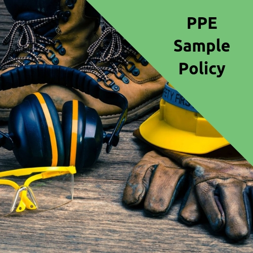 PPE Sample Policy and Training Certification