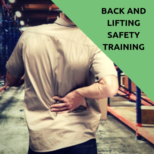 Back and Lifting Safety Training