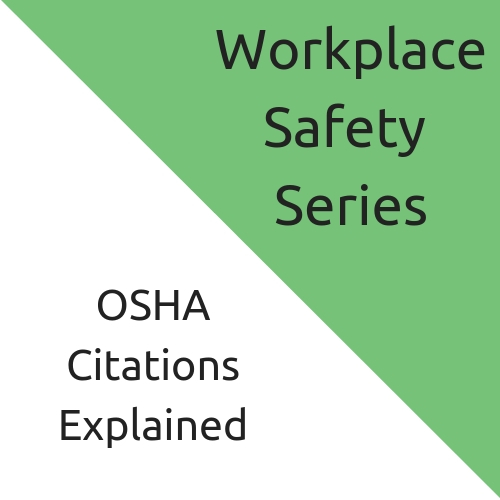 OSHA Citations Explained