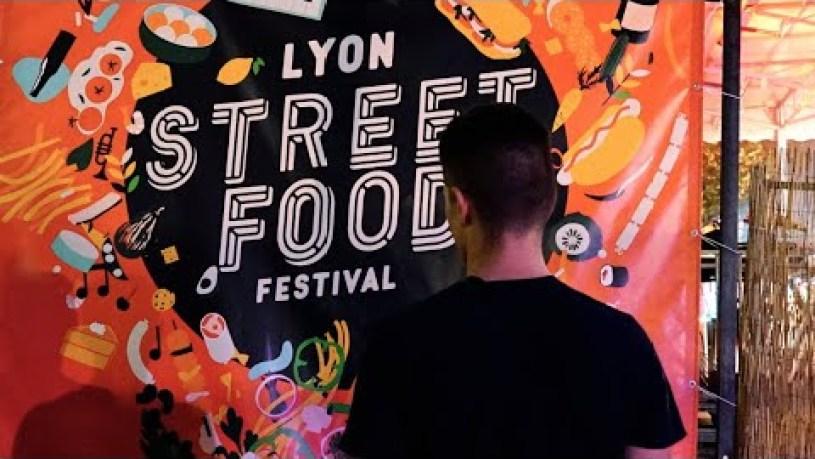 Lyon Street Food Festival  - Ft. MORGAN VS