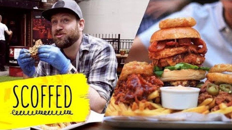 Street Food in Manchester